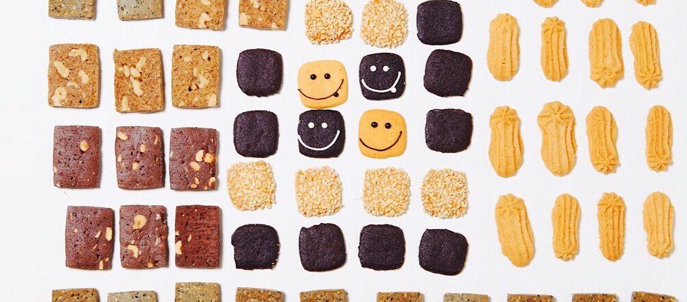 みんなが恋する、香港クッキーって? From Hong Kong
