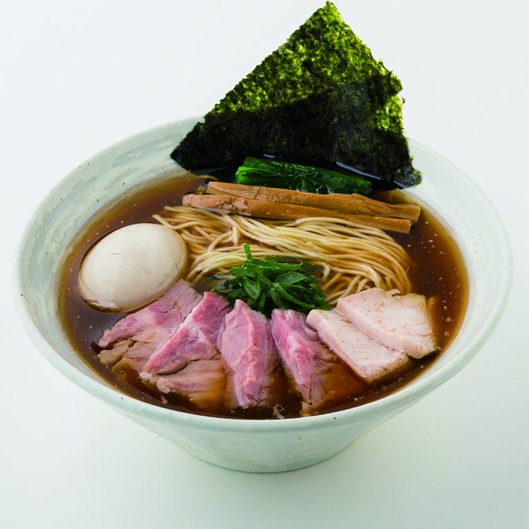特製らぁ麺(醤油)980円
