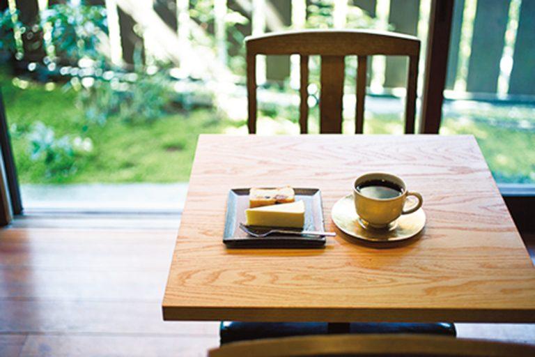 ブレンドをはじめコーヒーはどれも500円(税込)