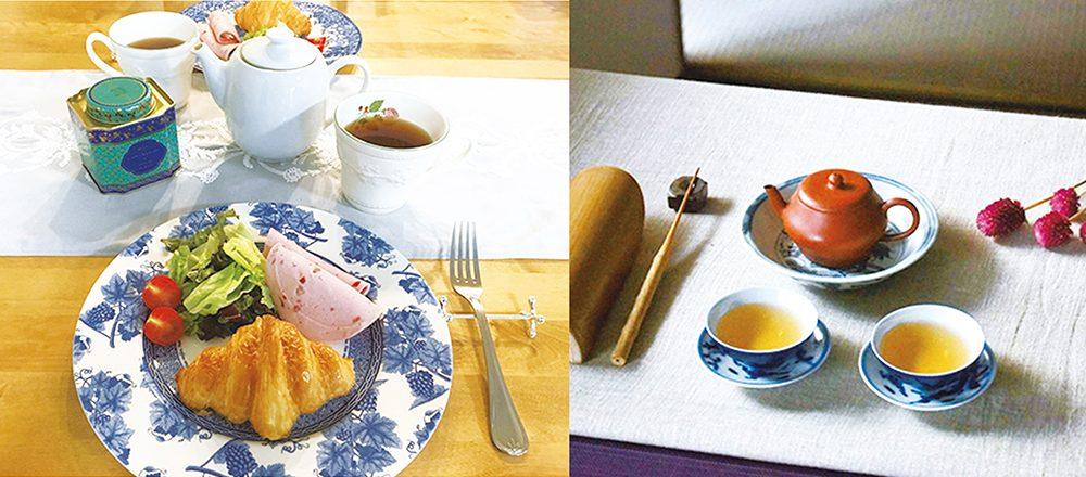 再びお茶ブーム!ティーラヴァーたちが語ってくれた、お茶の楽しみ方とは?