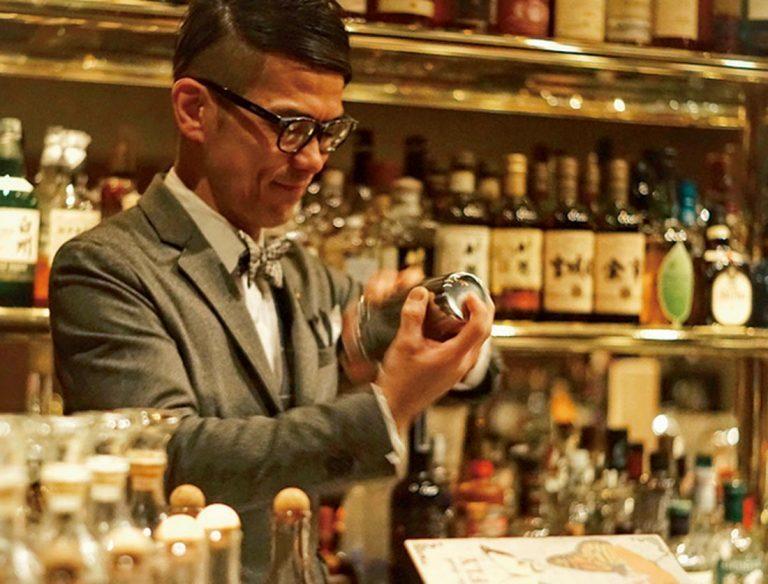 銀座 〈Bar Vie Lembranca〉