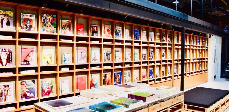 朝から晩まで何時間いてもOK!六本木に入場料制の本屋さん〈文喫〉がオープン。