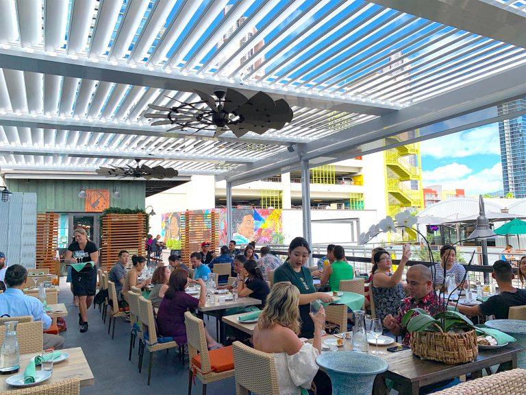 ホノルルで一番ホットなエリア、カカアコにまた新たなお店が。