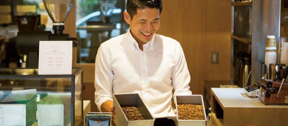 こだわりコーヒーを心ゆくまで。都内にあるおしゃれコーヒー専門店。