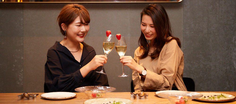 新年女子会はおしゃれコスパ重視!日本橋〈Locanda MEAT&ITALY〉より「新春女子会コース」が登場。