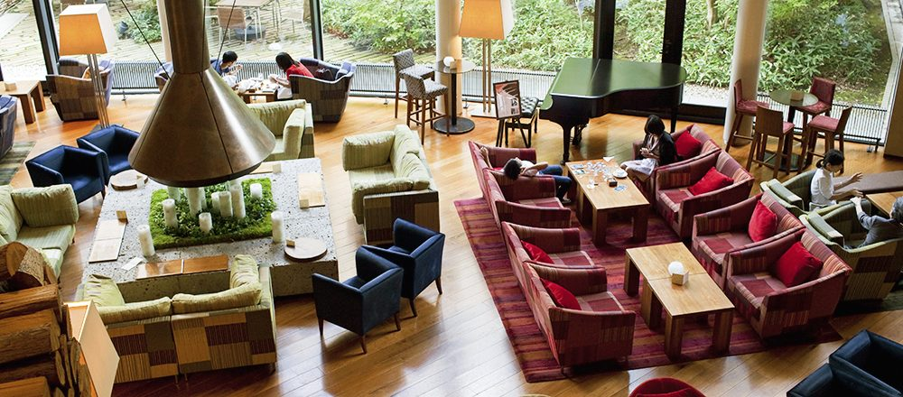 【箱根】温泉リゾートホテル〈ハイアットリージェンシー 箱根リゾート&スパ〉で寛ぎのステイを。