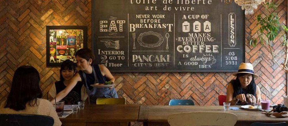 東京観光にもおすすめ。都内にあるおしゃれな古民家「リノベカフェ」へ。