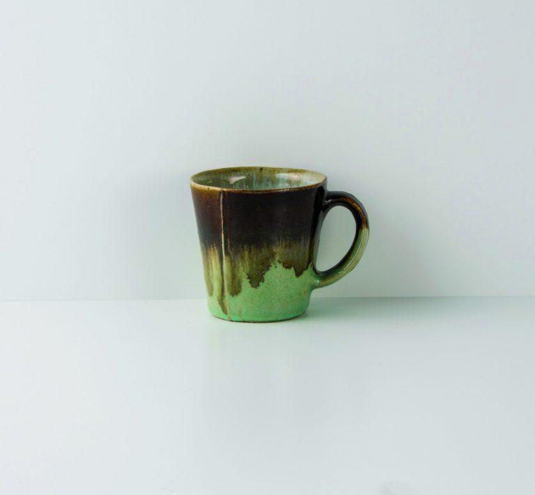 鈴木稔さんのマグカップ