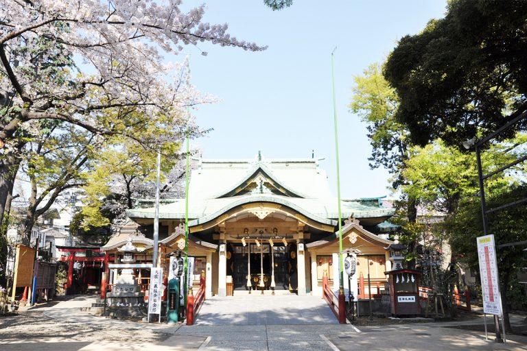 東京 須賀神社