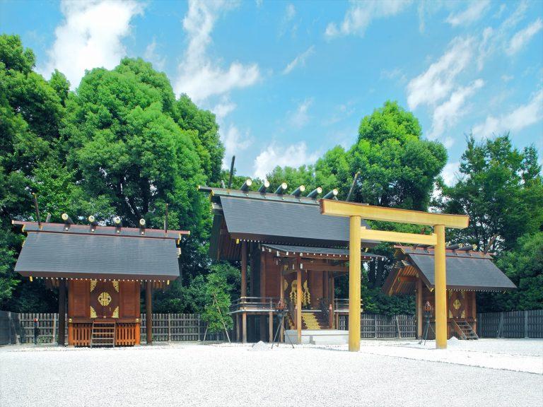 東京 阿佐ヶ谷神明宮