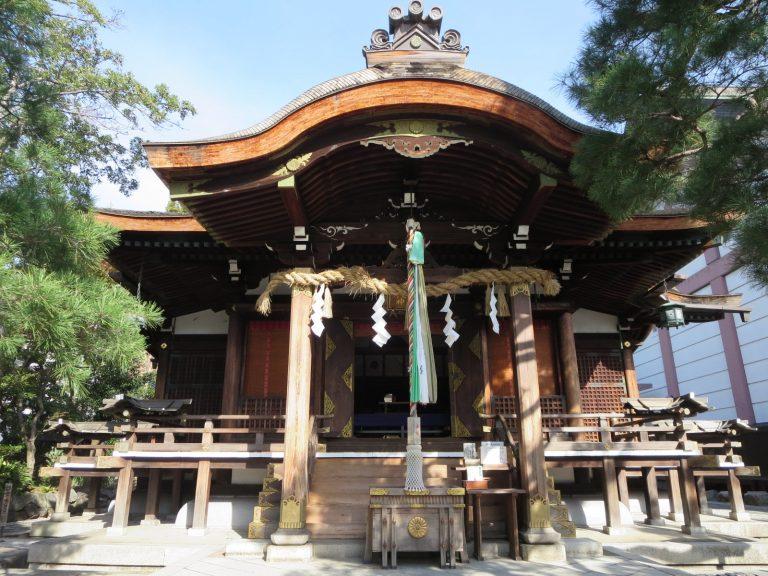 京都 大将軍八神社