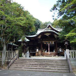 京都 東天王 岡﨑神社