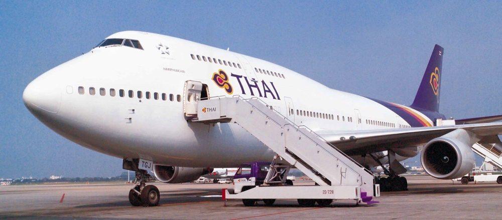 【本当に快適!?】タイ国際航空ビジネスクラスに乗ってみた。