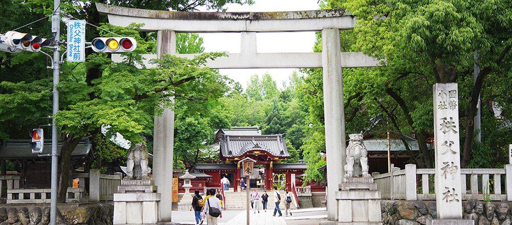 人気アニメの舞台になった神社、埼玉〈秩父神社〉・岐阜〈飛驒一宮水無神社〉へ初詣!