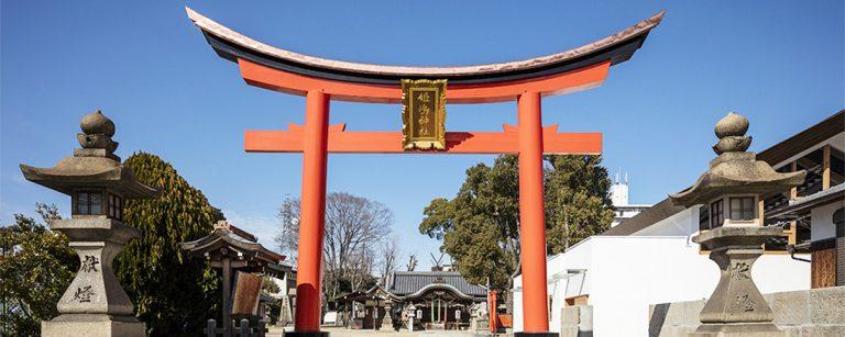 """イラストで見る、""""やりなおし神社"""" 大阪〈姫嶋神社〉の参拝体験。"""