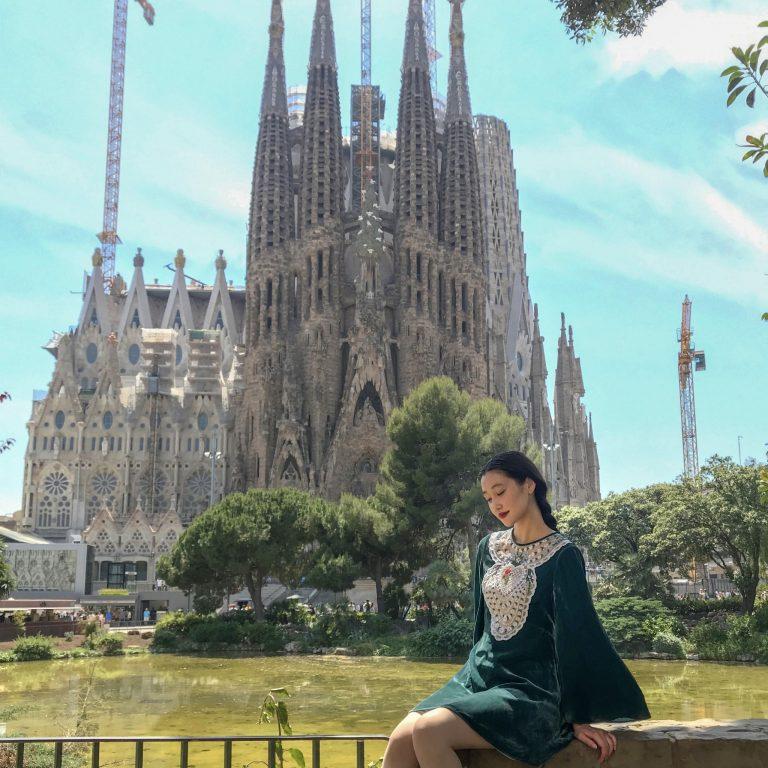 スペイン バルセロナへ サグラダ ファミリア を徹底散歩 本山順子の迷子のお守り Hanako Tokyo