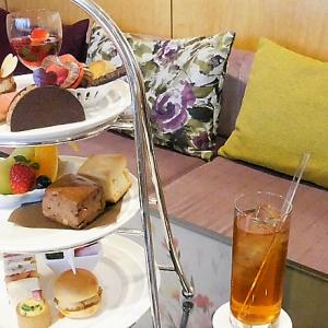 〈横浜ベイホテル東急〉の贅沢な『バレンタイン アフタヌーンティー』で気分をリフレッシュ。