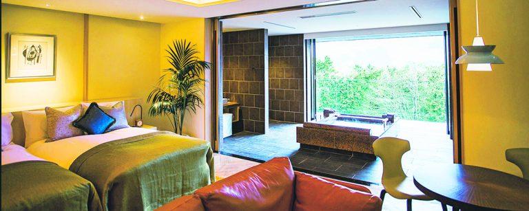 グルメ、自然、温泉。【箱根】フル贅沢に満喫できるおすすめ宿。
