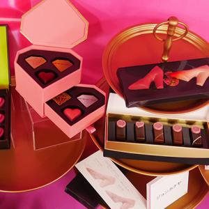 """テーマは""""PINK""""。今年のバレンタインチョコは〈銀座三越〉「GINZA Sweets Collection 2019」で見つかる!"""