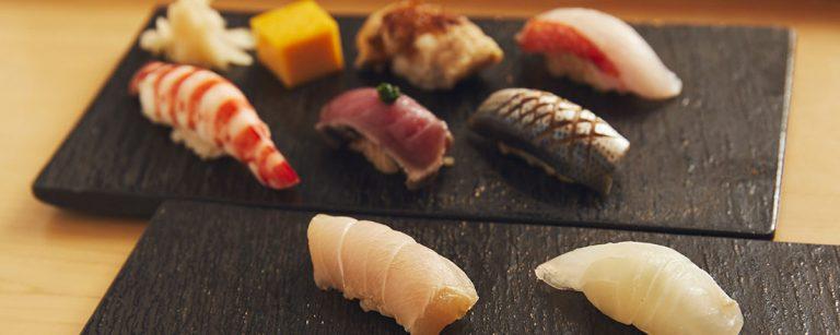 銀座の人気寿司店〈すし処 志喜〉、大満足の1万円コースを大公開!