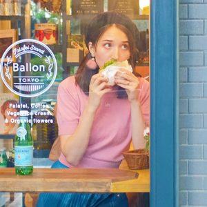 Alice's TOKYO Walk  vol.26〈Ballon〉at Nakameguro