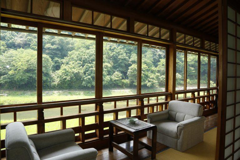 鳥取 〈旅館 大橋〉