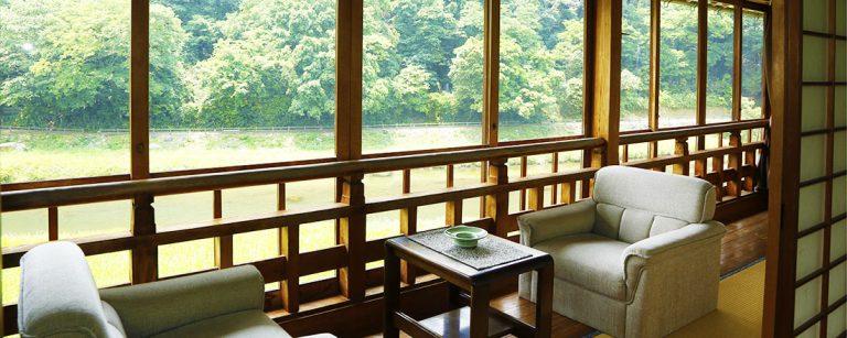 家族旅行や記念日におすすめ!【鳥取】雰囲気たっぷりの老舗温泉旅館。
