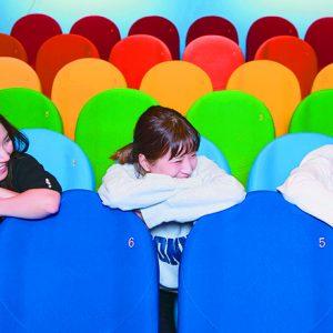 吉祥寺PARCOに誕生した〈アップリンク吉祥寺〉で、新感覚の映画館を体験!