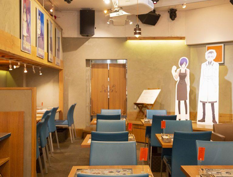 明神カフェ