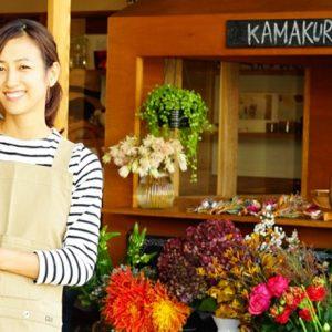 フラワーアーティスト・前田有紀が考える、忙しい日々とお花のある暮らし。