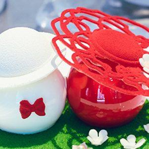バレンタインは、日本橋〈マンダリン オリエンタル 東京〉の期間限定ケーキ・チョコレートギフトで決まり。