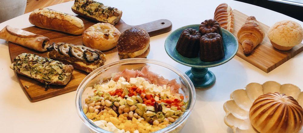 冬のパン祭り!…〈Boulangerie nico〉