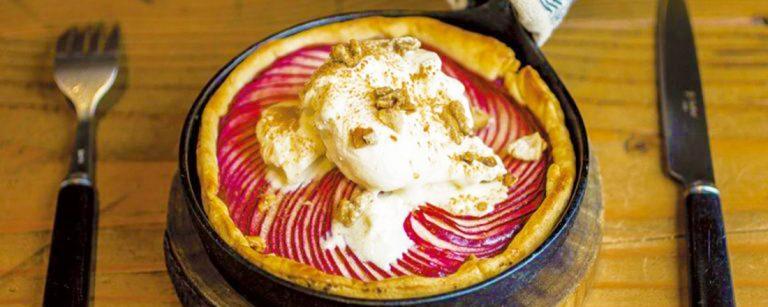 冬はあったかスイーツ。【都内】りんごスイーツが自慢のおしゃれカフェへ。