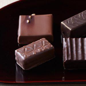 まるで和懐石!?京都〈サロンドロワイヤル〉の和素材チョコレートがユニーク過ぎる。