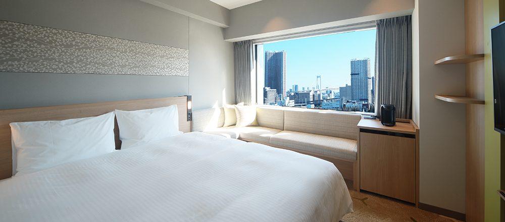 2020年春開業予定の高輪ゲートウェイ駅近。〈都シティ 東京高輪〉が、2/11オープン!
