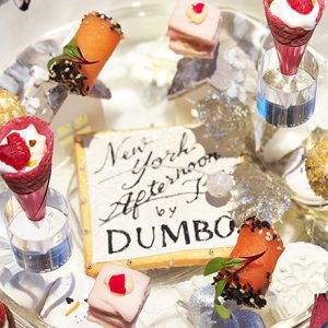 1日7組限定!〈ザ ストリングス 表参道〉の「N.Y. Afternoon Tea」でニューヨーカー気分を味わおう。
