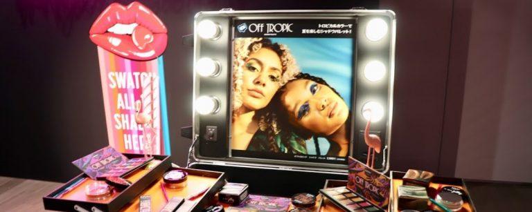 〈NYX Professional Makeup〉新作コスメを覗き見!この春夏は、トロピカルがテーマ。