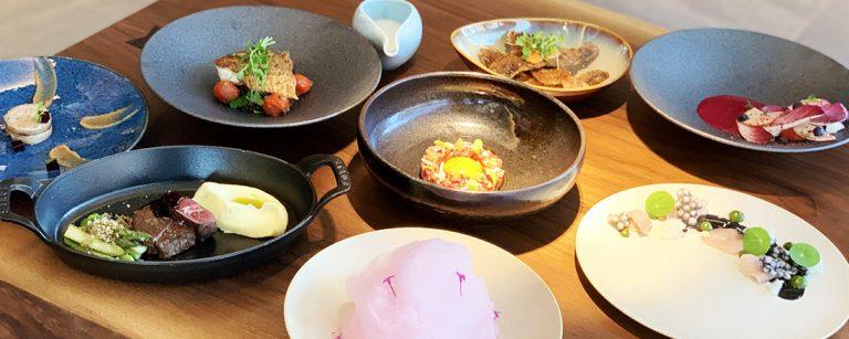 3/1よりスタート!〈プルマン東京田町〉の旬の春野菜を使った新メニュー。