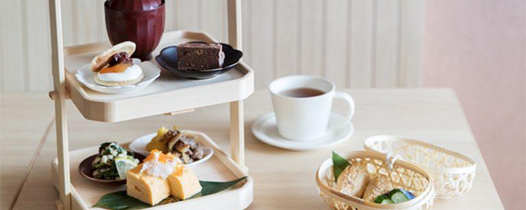 〈神宮前 らかん・果〉のアフタヌーンティーがすごいのは、砂糖不使用なだけじゃない!