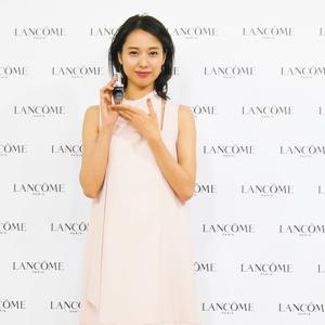 発表会に戸田恵梨香さん登場。『ランコム ハピネス サロン』が六本木ヒルズに期間限定オープン!