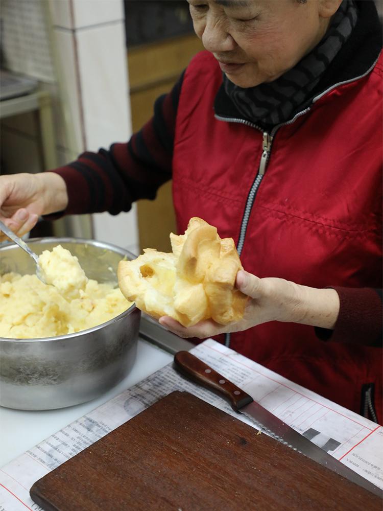 台湾 百珍麵包蛋糕