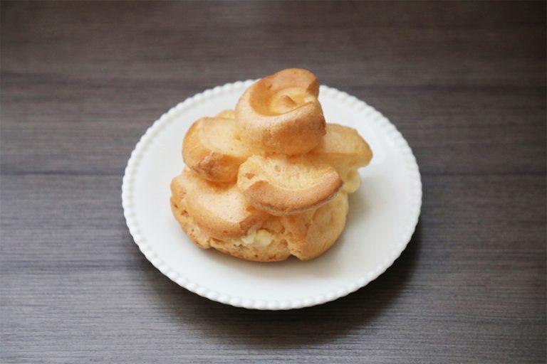 台湾 百珍麵包蛋糕 「泡芙」