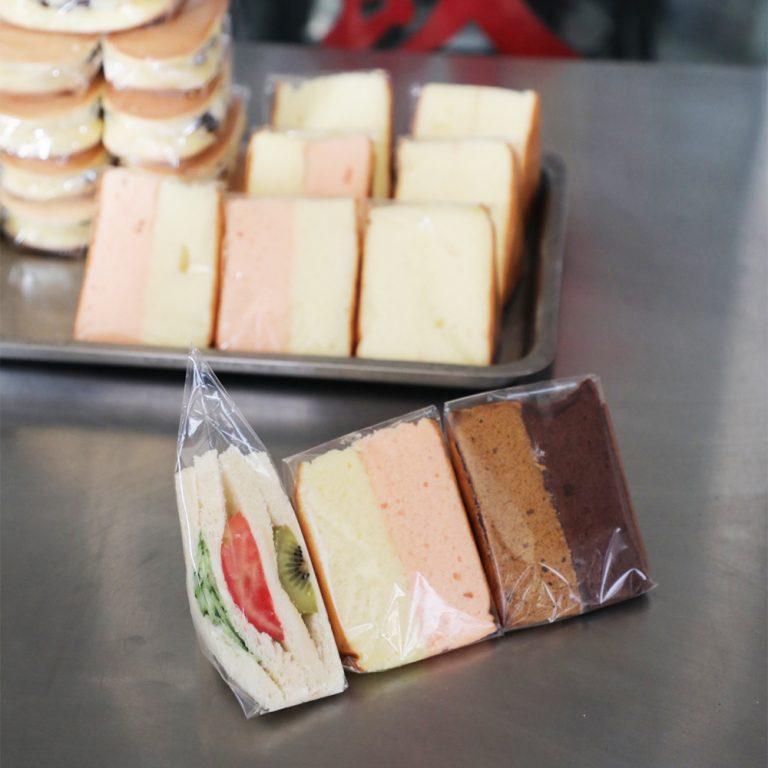 台湾 東菜市場 「三明治」