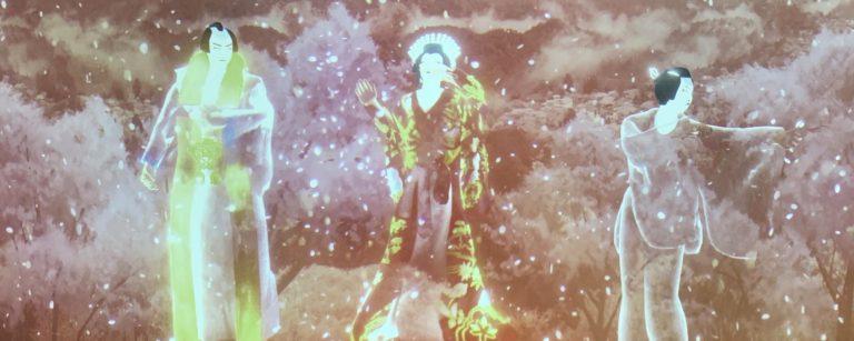 3/9スタート!メディアアート×歌舞伎の体験型エンタメ『カブキノヒカリ展』。