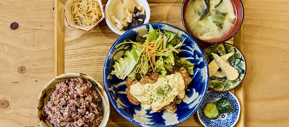 【吉祥寺】デイリー使いしたい、栄養バランス満点のランチが楽しめるレストラン・カフェ3軒
