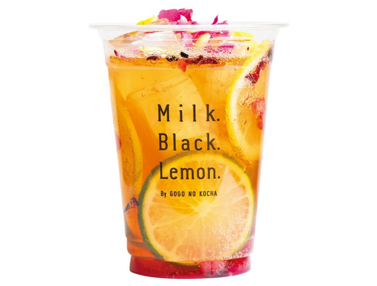 Milk.Black.Lemon.  By GOGO NO KOCHA
