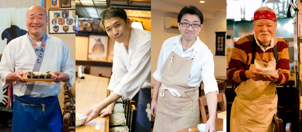 行きつけにしたい、吉祥寺のローカルなお店4軒【定食・寿司・和食・郷土料理】