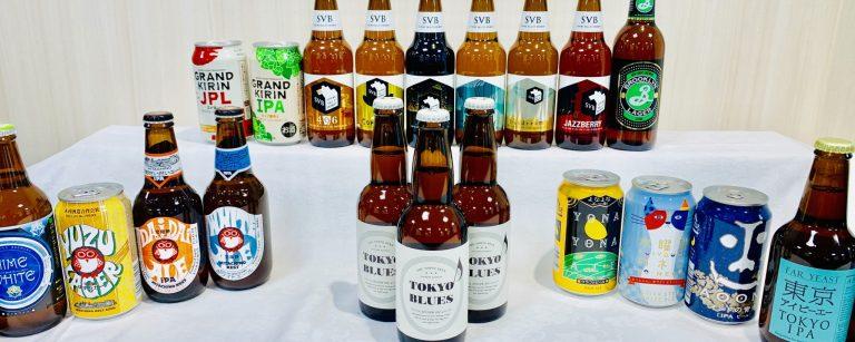 クラフトビールが気軽に楽しめる「Tap Marché」に「TOKYO BLUES セッションエール」が新登場!