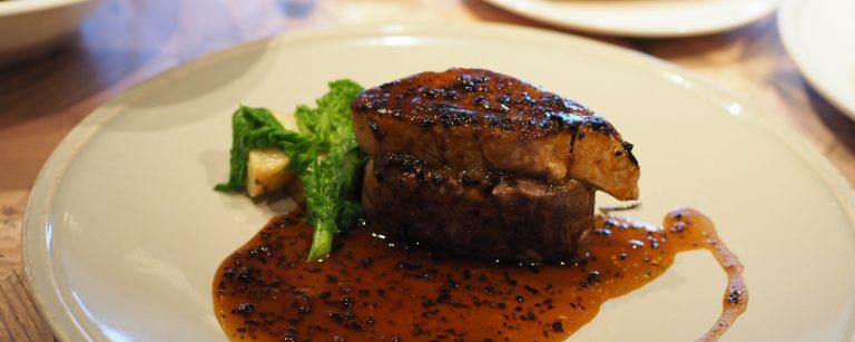 開店1周年の〈Billboard cafe & dining〉がメニューを一新!注目のランチ&ディナー。