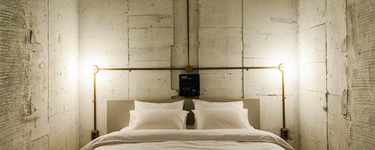 アクセス抜群!京都・祇園で泊まってみたい、デザインコンシャスなホテル。